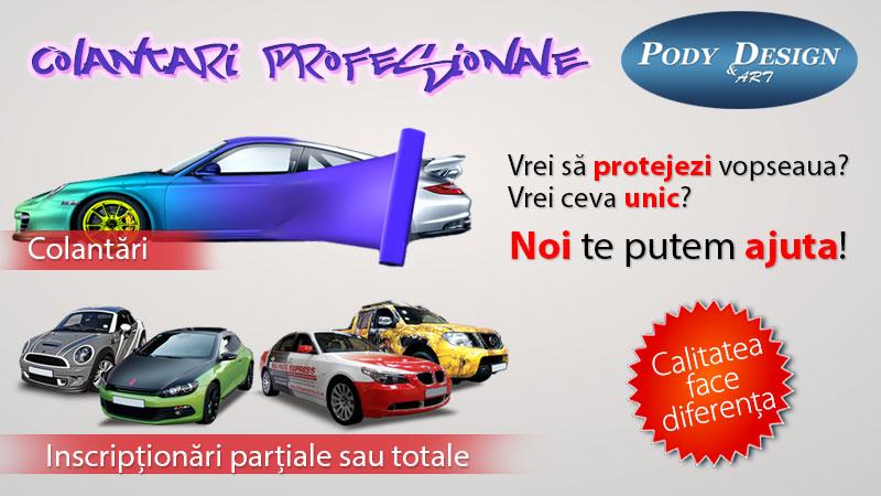 colantari auto profesionale Colantari profesionale si inscriptionari auto, vino acum! postare colantare blog