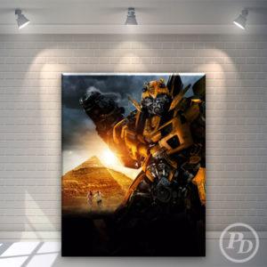 Tablouri canvas Bumblebee, productie publicitara pody bumblebee 300x300