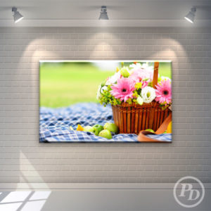 Tablouri canvas natura, productie publicitara pody flowers 300x300