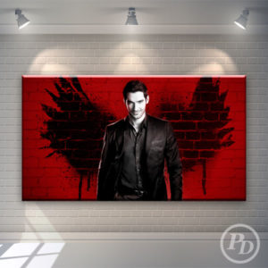 Tablouri canvas Lucifer, productie publicitara pody lucifer 300x300