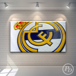 Tablouri canvas Real Madrid, productie publicitara pody madrid 300x300