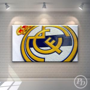 Tablouri canvas Real Madrid, productie publicitara pody madrid 300x300