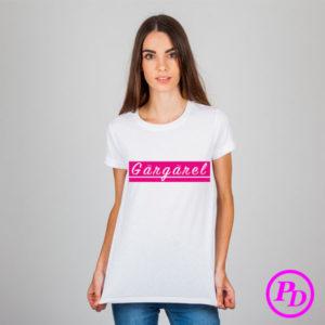 Tricou Gargarel, textile personalizate tricou gargarel 300x300